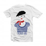 French Girl Tee shirt