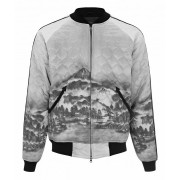Mount Fuji Bomber Jacket